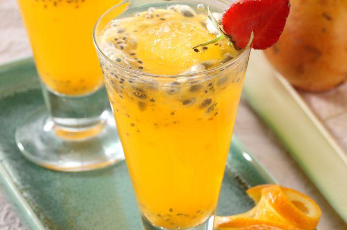 Es Markisa Minuman Segar dan Sehat Pelepas Dahaga